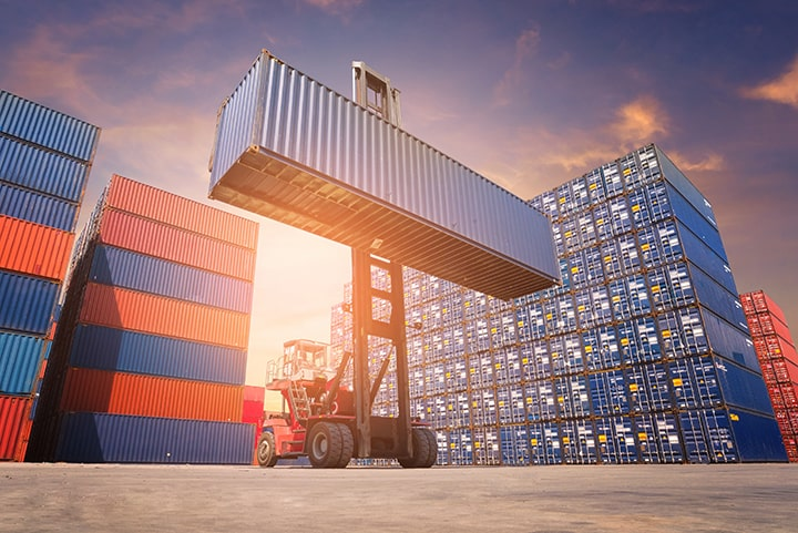 Shipping Container Supplier in Richmond Hill