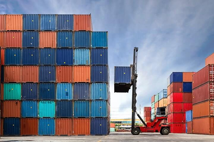 Shipping Container Supplier in Ajax