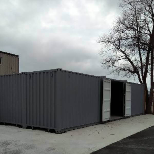 standard ISO shipping container