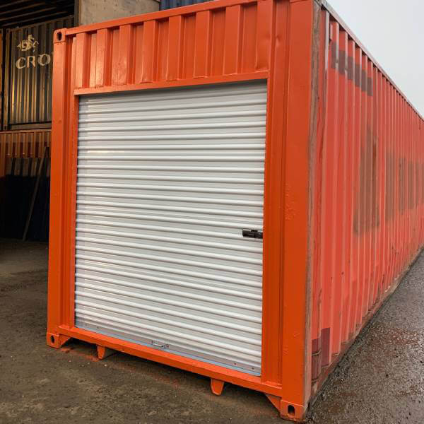 Shipping Container Modifications Ontario